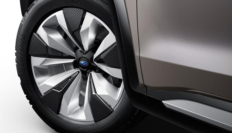 Концепт Viziv-7 проливает свет на самый крупногабаритный автомобиль Subaru