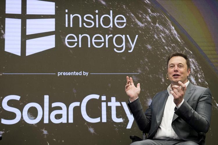 Tesla готова к приобретению энергетической компании Solar City