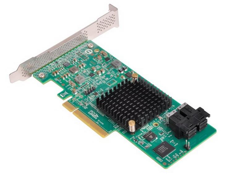 Новый контроллер SilverStone ECS05 поможет тем, кому не хватает портов SATA/SAS