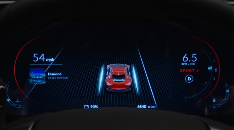 Acura Precision Cockpit: водительское место будущего