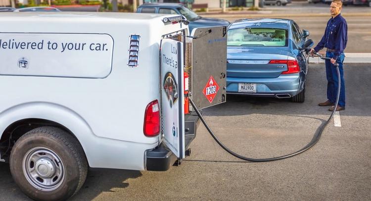Консьерж-сервис «Volvo Concierge» позволит заправлять и мыть машину без участия владельца
