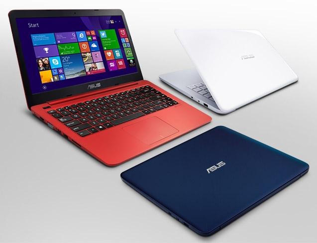 "Новые ноутбуки ASUS VivoBook E402NA, E403NA и E502NA оснащены SoC Apollo Lake"""