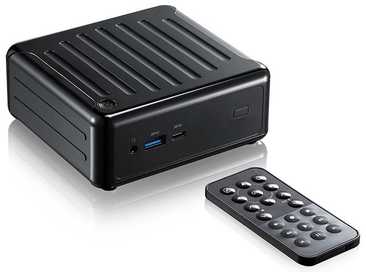 ASRock предлагает мини-ПК Beebox-S на базе SoC Kaby Lake