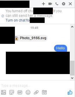 В Facebook под видом SVG-картинки распространяется новый вирус