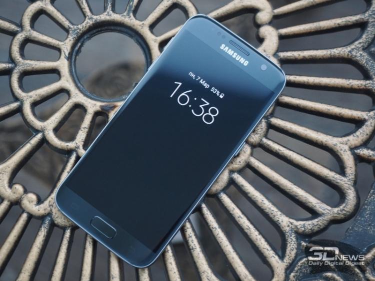 Samsung заверила пользователей в отсутствии проблем с возгоранием у Galaxy S7