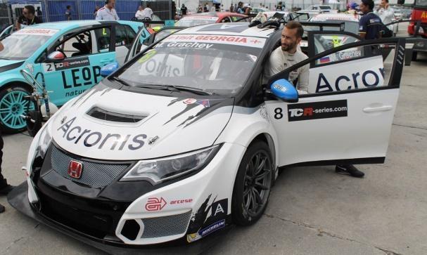 Acronis займётся обработкой данных гоночной команды WestCoast Racing TCR