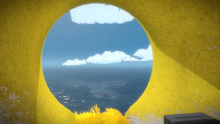 Головоломка The Witness получила обновление для PS4 Pro с 4K, HDR и прочими плюсами