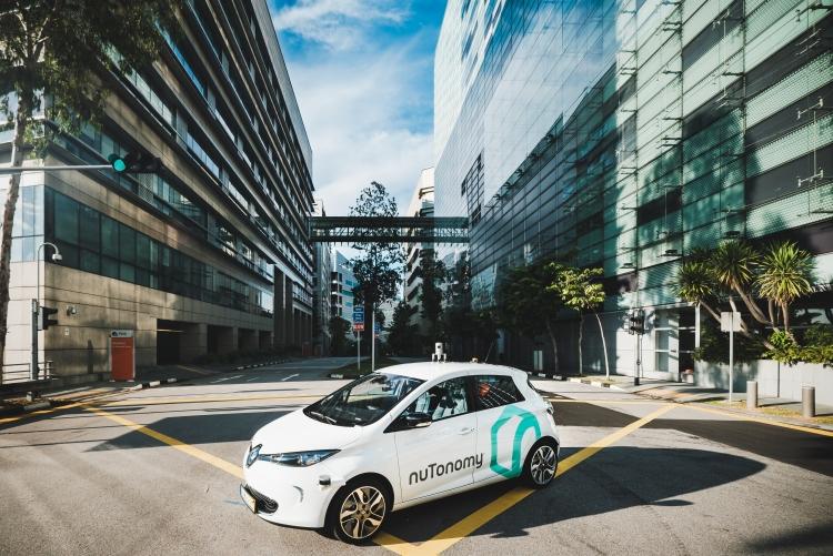 Самоуправляемые автомобили nuTonomy вскоре появятся в Бостоне