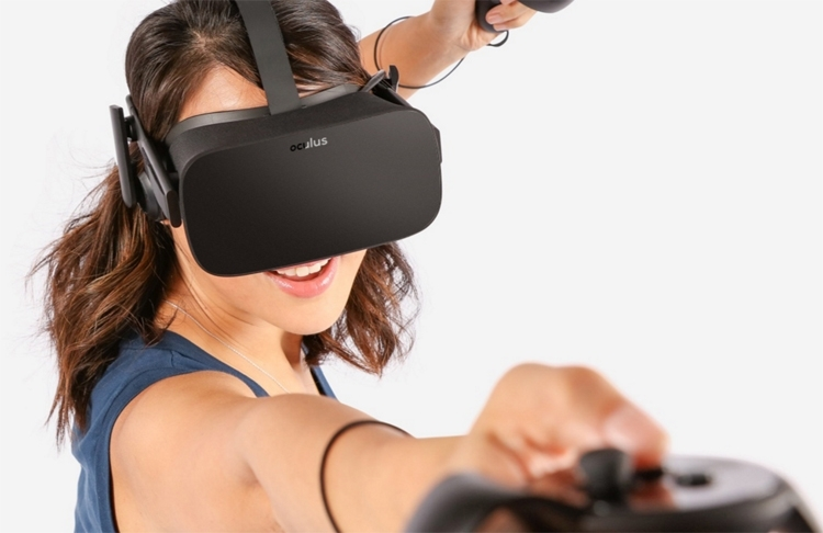 informative speech oculus rift Informative speech evolution of video games the oculus rift is a prototype head mounted virtual reality display that can feature 3d quality gameplay.