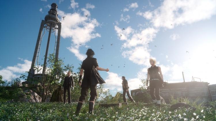 Видео: обзорный трейлер Final Fantasy XV и подробности первого патча