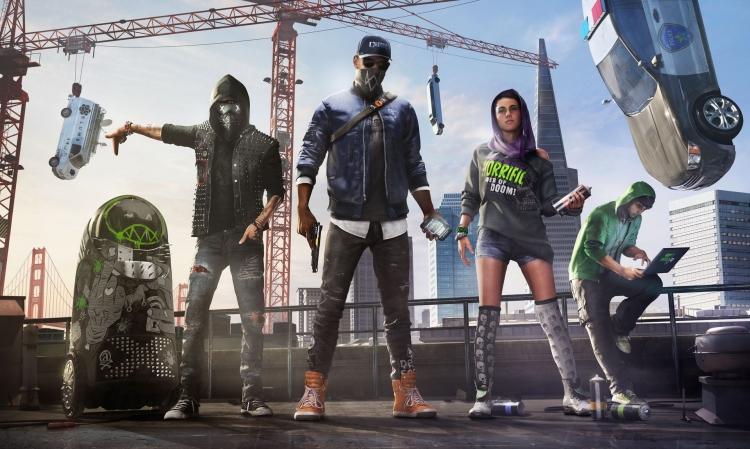 """Ubisoft прокомментировала слабый старт продаж Watch Dogs 2"""""""