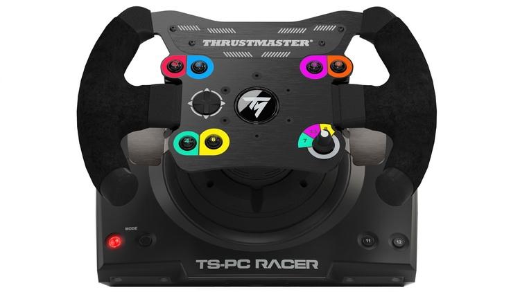 Thrustmaster представила новый игровой руль TS-PC