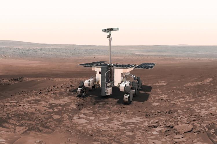 Второй спускаемый аппарат миссии «ЭкзоМарс» будет готов в 2019 году
