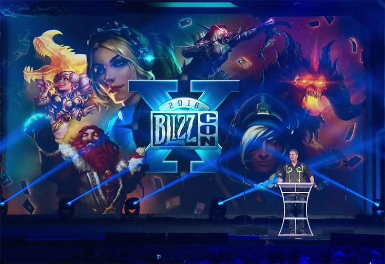 """Blizzard ищет разработчиков для новой игры с видом от первого лица"""""""