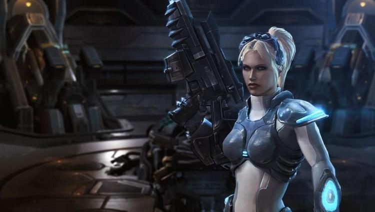 Вышла финальная часть кампании «Нова: незримая война» для StarCraft II: Legacy of the Void