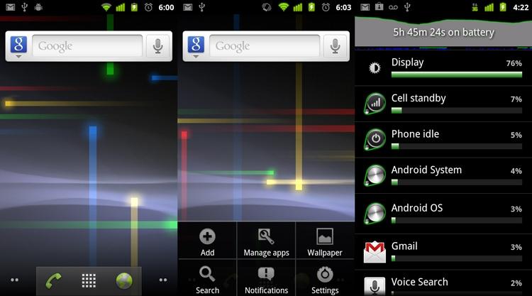 Google вынудит пользователей отказаться от Android 2.3 Gingerbread