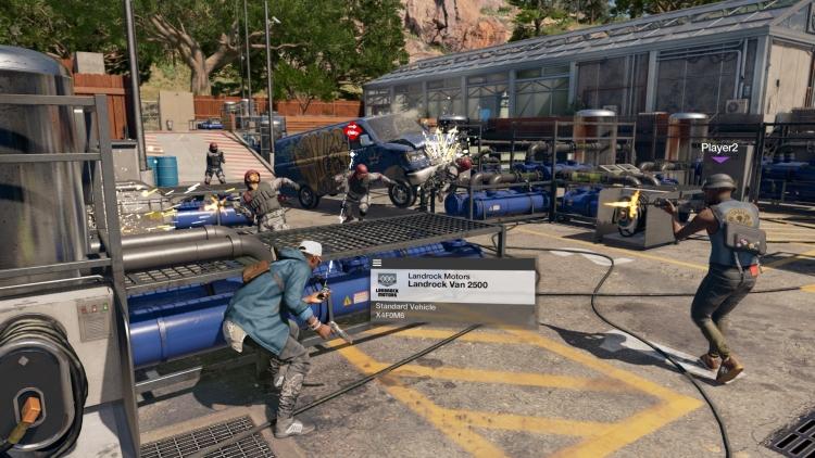 Ubisoft включила мультиплеерные вторжения в Watch Dogs 2