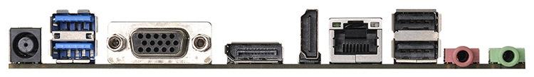 Материнская плата ASRock H110TM-ITX R2.0