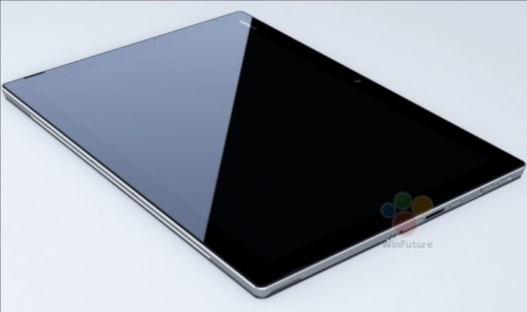 В Сети появились спецификации и рендеры планшета Lenovo Miix 520