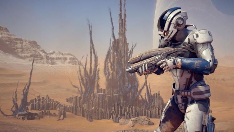 Объявлены бонусы предзаказа и Deluxe-издания Mass Effect: Andromeda