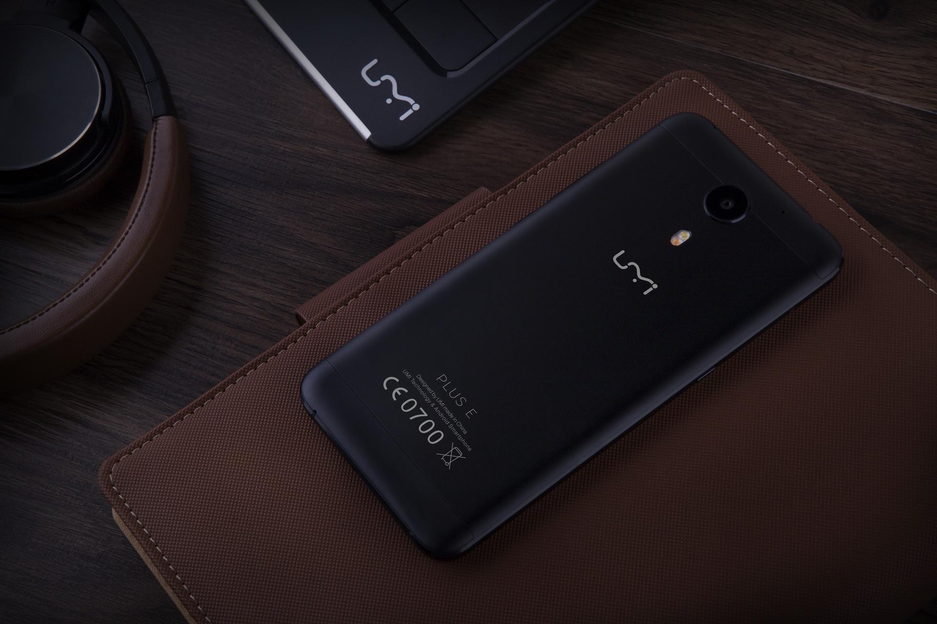 Смартфон UMi Plus E на MediaTek Helio P20 поступит в продажу по специальной цене $199,99