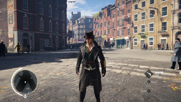 Assassin's Creed Syndicate получила своего рода «поддержку» PS4 Pro