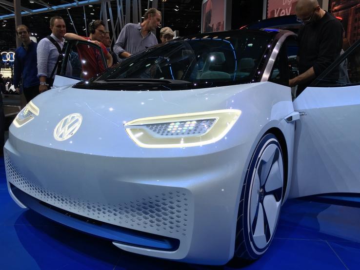 Volkswagen начнёт выпуск электромобилей в Северной Америке в 2021 году