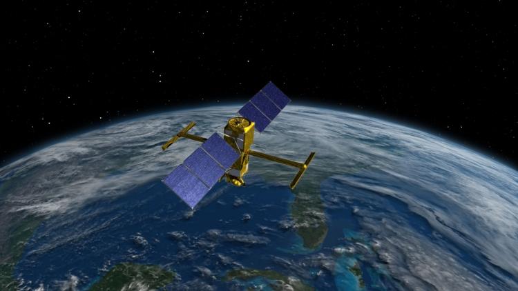 В 2021 году SpaceX запустит спутник NASA для изучения водной поверхности Земли