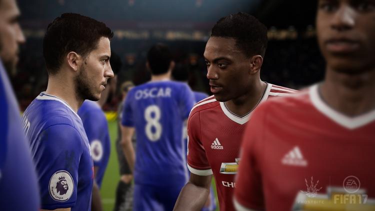 EA анонсировала бесплатные дни FIFA 17 на консолях