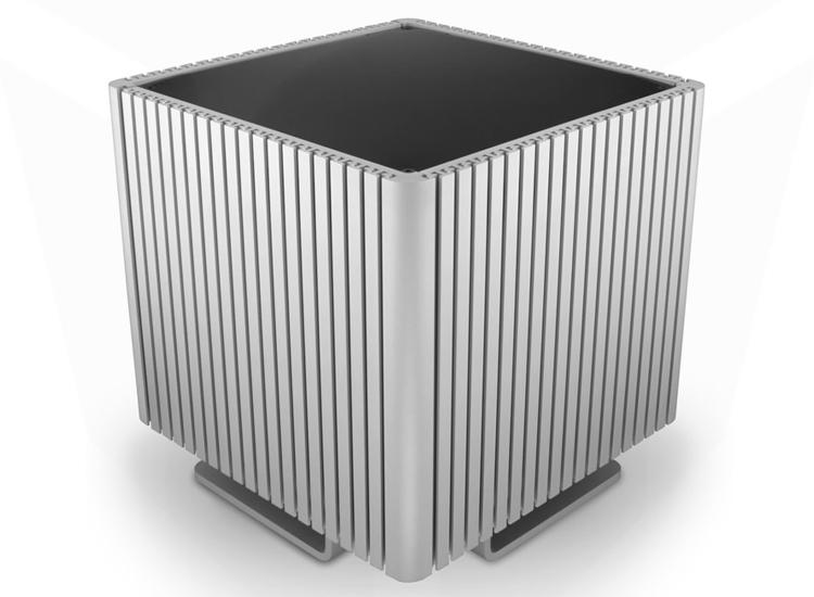 DB4 Fanless Silent SL: настольный компьютер в кубическом корпусе