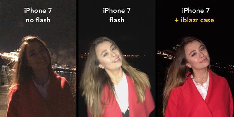 iblazr Case: смарт-чехол для iPhone от украинской компании