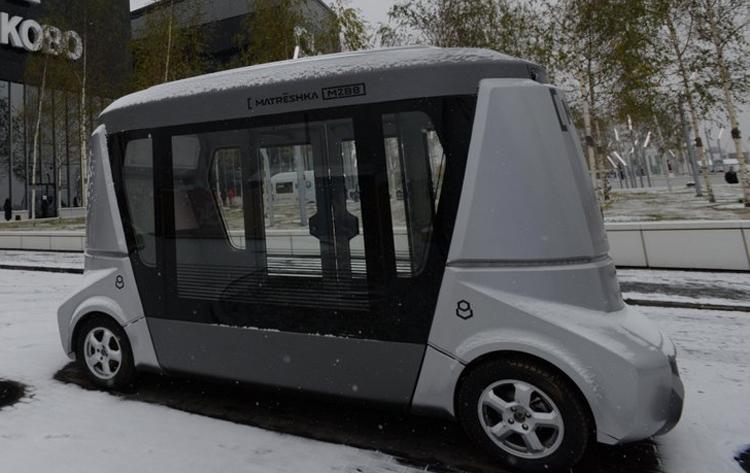 Беспилотные «Матрёшки» начнут курсировать по московским паркам