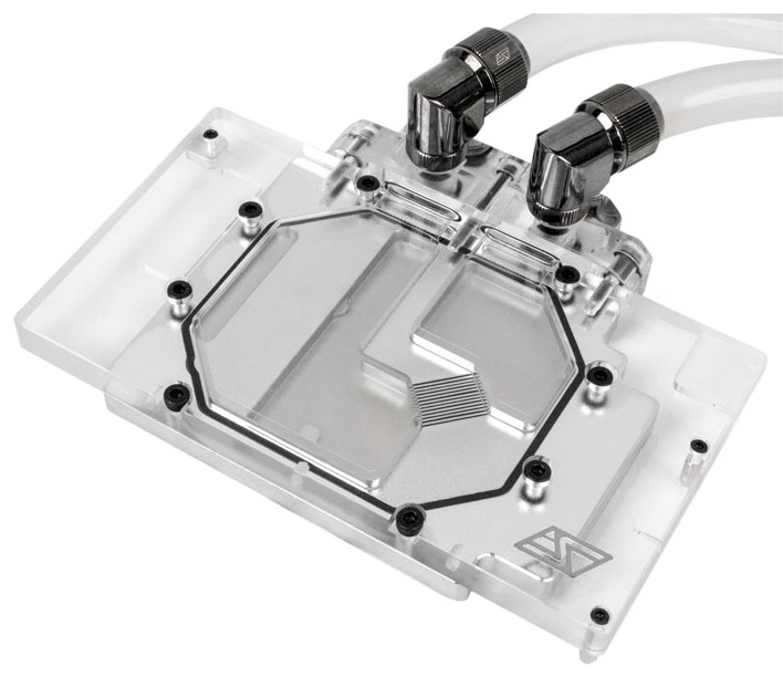 Swiftech подготовила водоблок для видеокарты Radeon RX 480