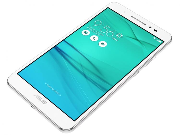 Анонсирован планшет с функциями телефона ASUS ZenPad C (Z171KG)
