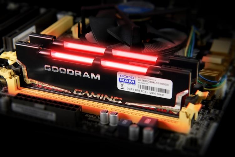 GOODRAM: высококачественные модули памяти от европейского бренда