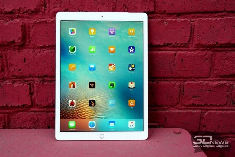 """Digitimes: Apple начнёт производство 10,5"""" iPad уже в декабре"""