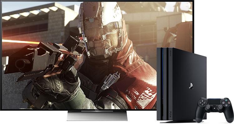 """Sony представила в России 4,5-минутный ролик о PlayStation 4 Pro"""""""
