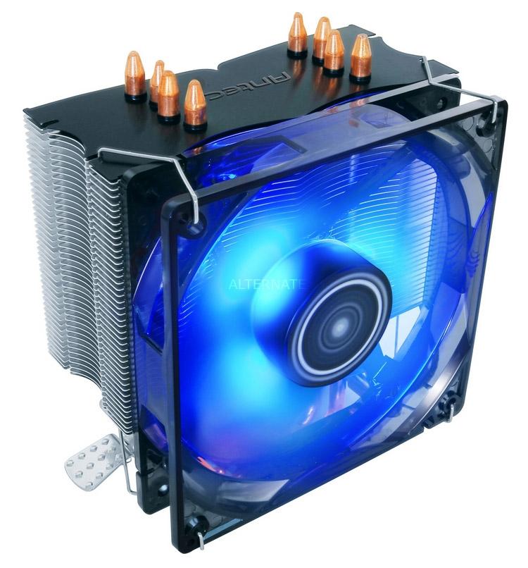 Antec выпустила четыре новых кулера для процессоров Intel и AMD