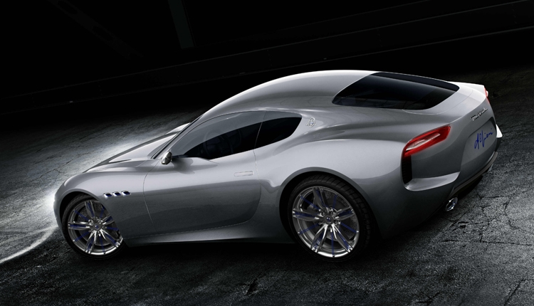"""Электрический спорткар Maserati Alfieri дебютирует в 2020 году"""""""