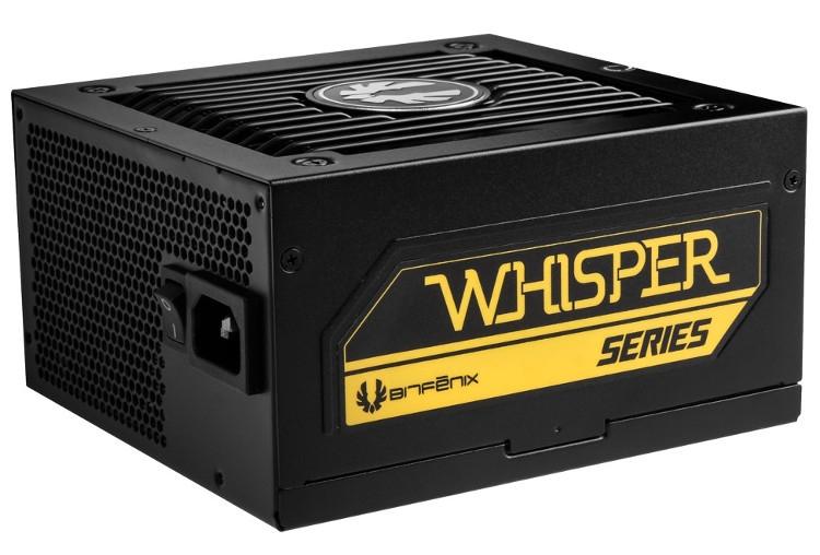 BitFenix Whisper M: новые блоки питания премиум-класса
