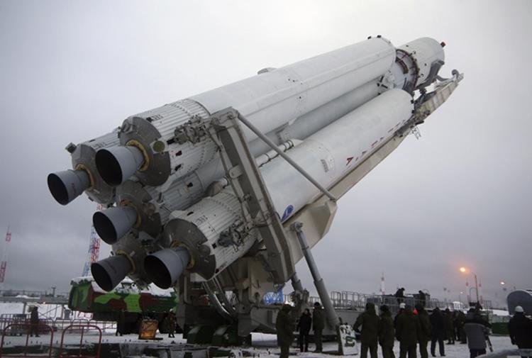 Запуски ракет-носителей «Ангара» в 2017 году не планируются