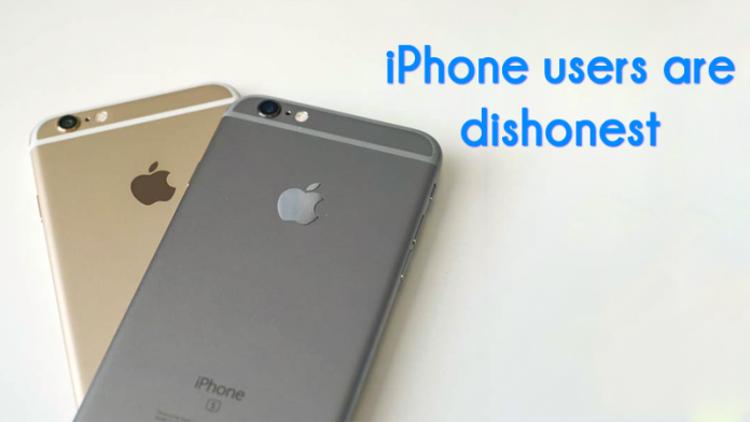 Учёные установили разницу между владельцами iPhone и Android-аппаратов