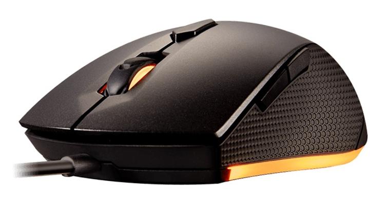 Игровая мышь Cougar Minos X3 наделена трёхзонной настраиваемой подсветкой