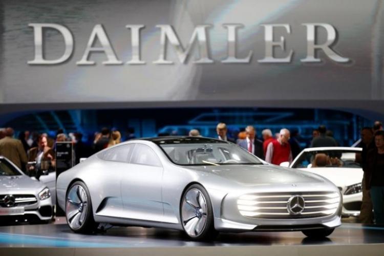 Daimler инвестирует до 10 млрд евро в электромобили