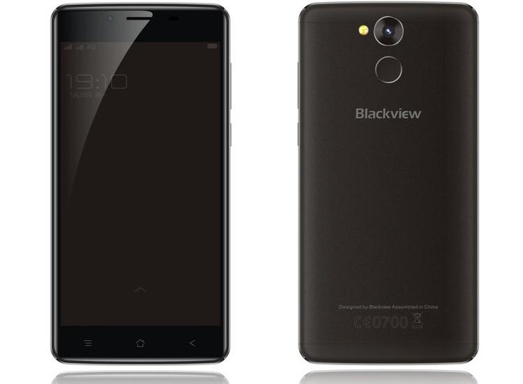 Смартфон Blackview P2 получил аккумулятор ёмкостью 6000 мА·ч