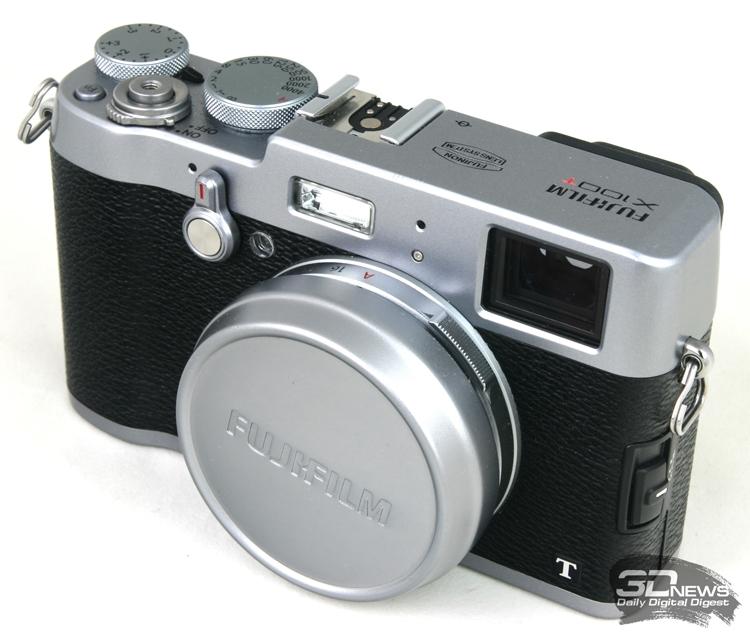 Преемник фотоаппарата Fujifilm X100T дебютирует в феврале