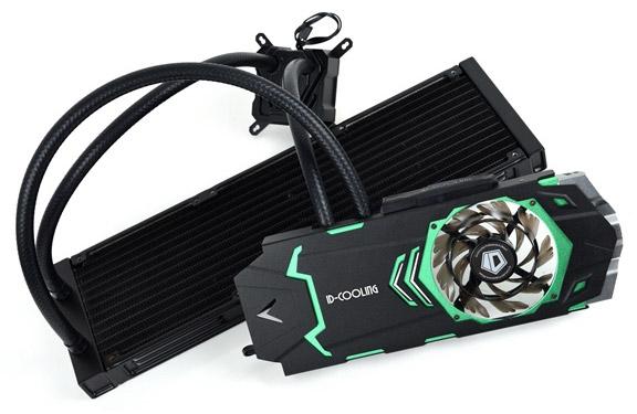 СЖО ID-Cooling Hunter Duet II охладит и процессор, и видеокарту