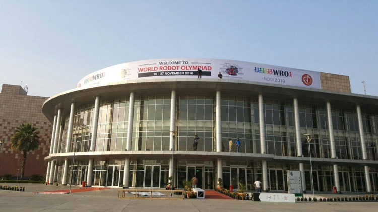 Россияне завоевали 4 комплекта наград на Всемирной олимпиаде роботов WRO 2016