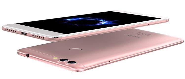 Смартфон Bluboo Dual за $150 получил сдвоенную камеру