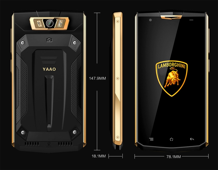 Смартфон YAAO 6000 Plus